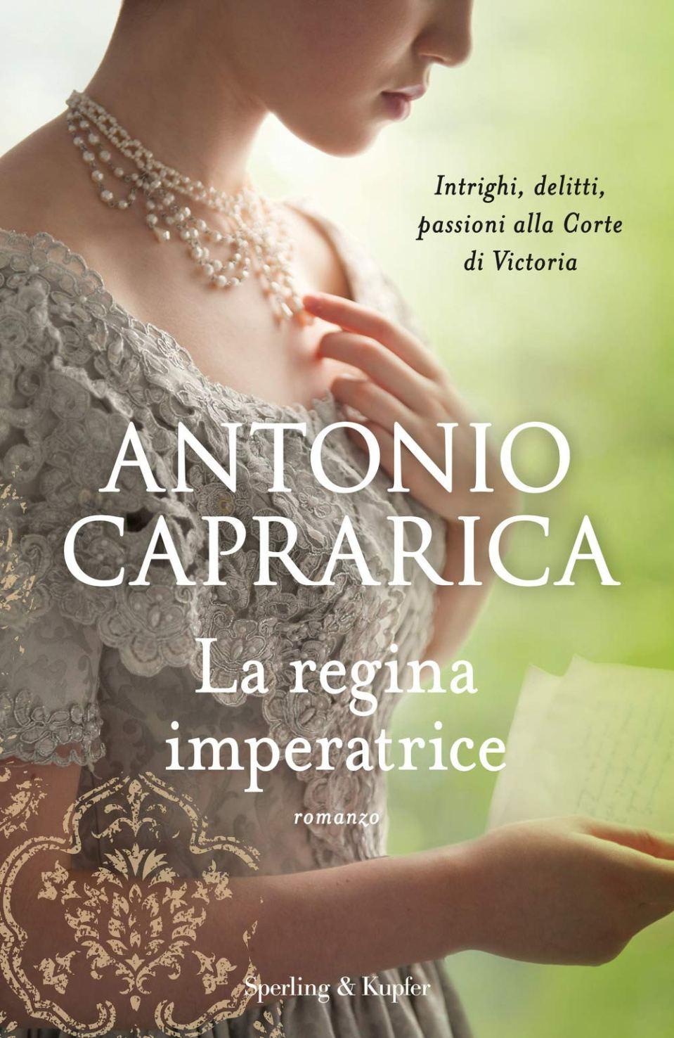 La Regina Imperatrice Book Cover