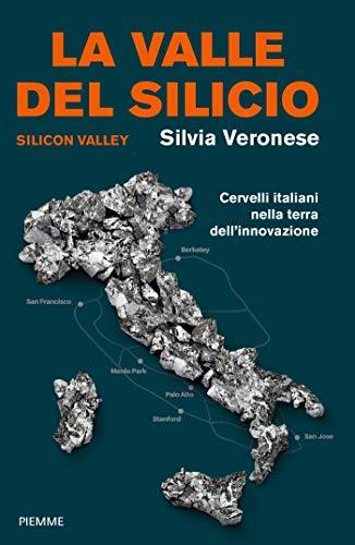 La Valle del Silicio: Cervelli italiani nella terra dell'innovazione Book Cover