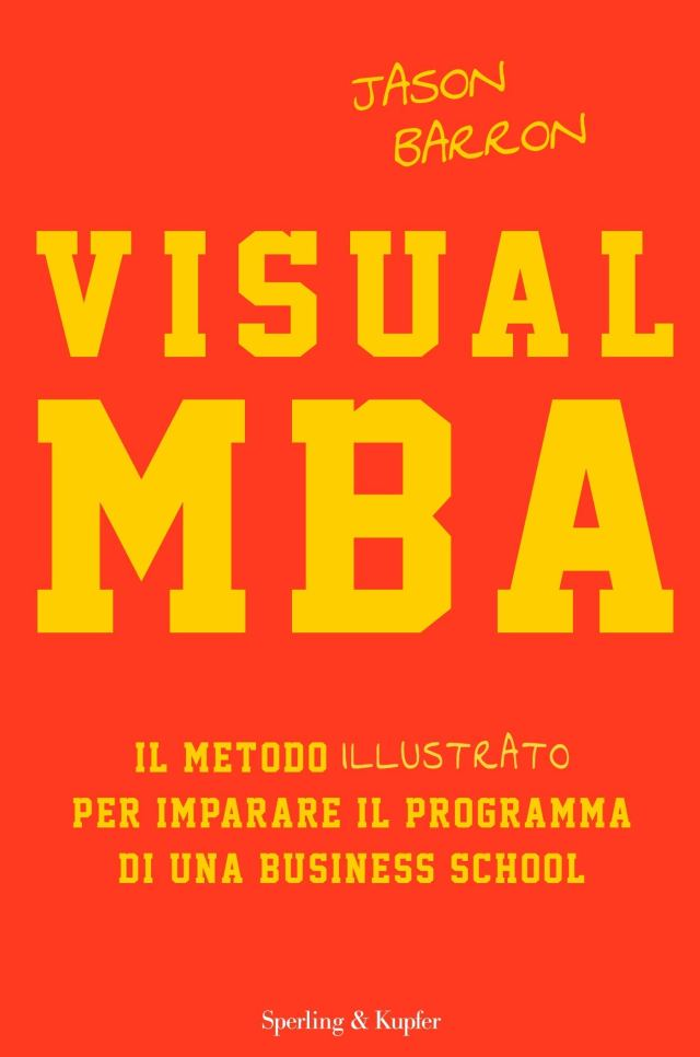 Visual MBA Book Cover