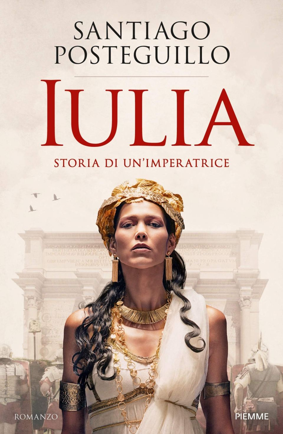 Iulia. Storia di un'imperatrice Book Cover
