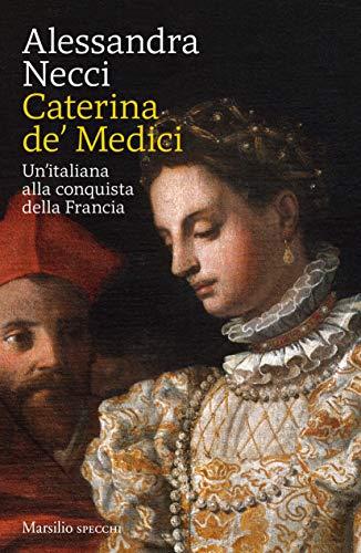 Caterina de' Medici Book Cover