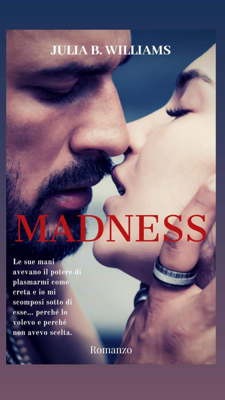 Madness Book Cover