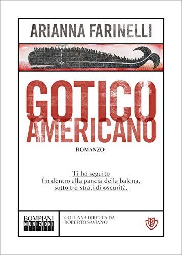 Gotico Americano Book Cover