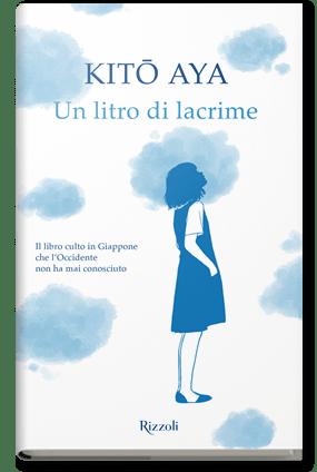 Un litro di lacrime Book Cover