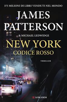 New York Codice rosso Book Cover