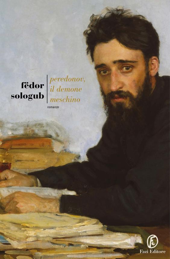 Peredonov, il demone meschino Book Cover