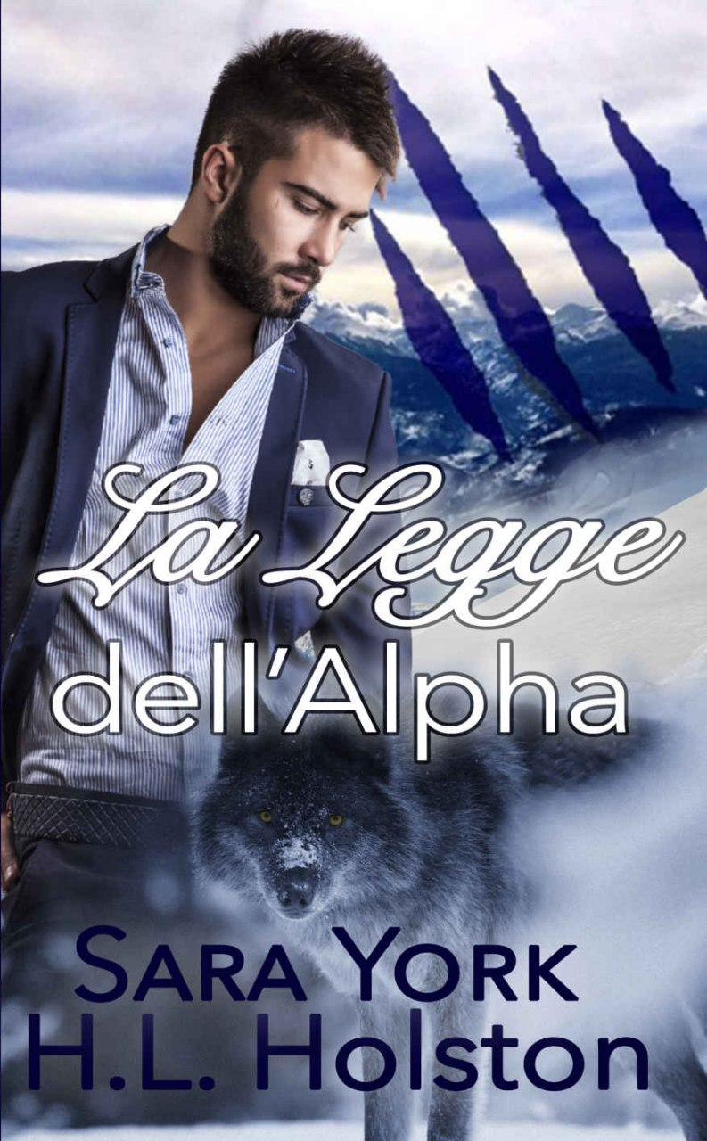 La legge dell'Alpha Book Cover