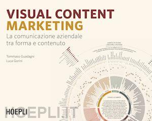Visual Content Marketing. La comunicazione aziendale tra forma e contenuto Book Cover