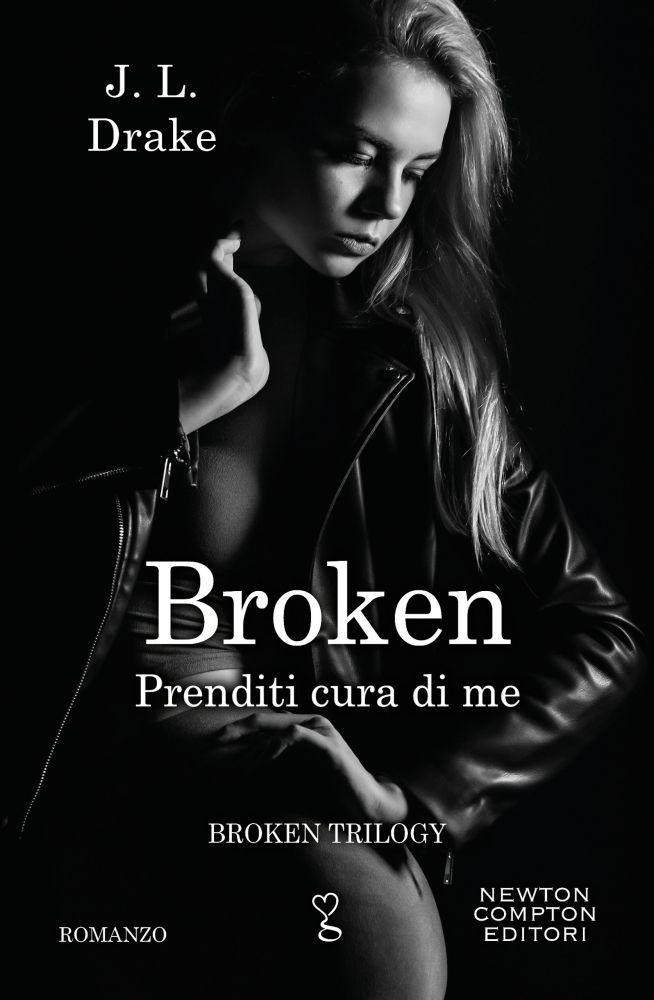 Broken. Prenditi cura di me Book Cover