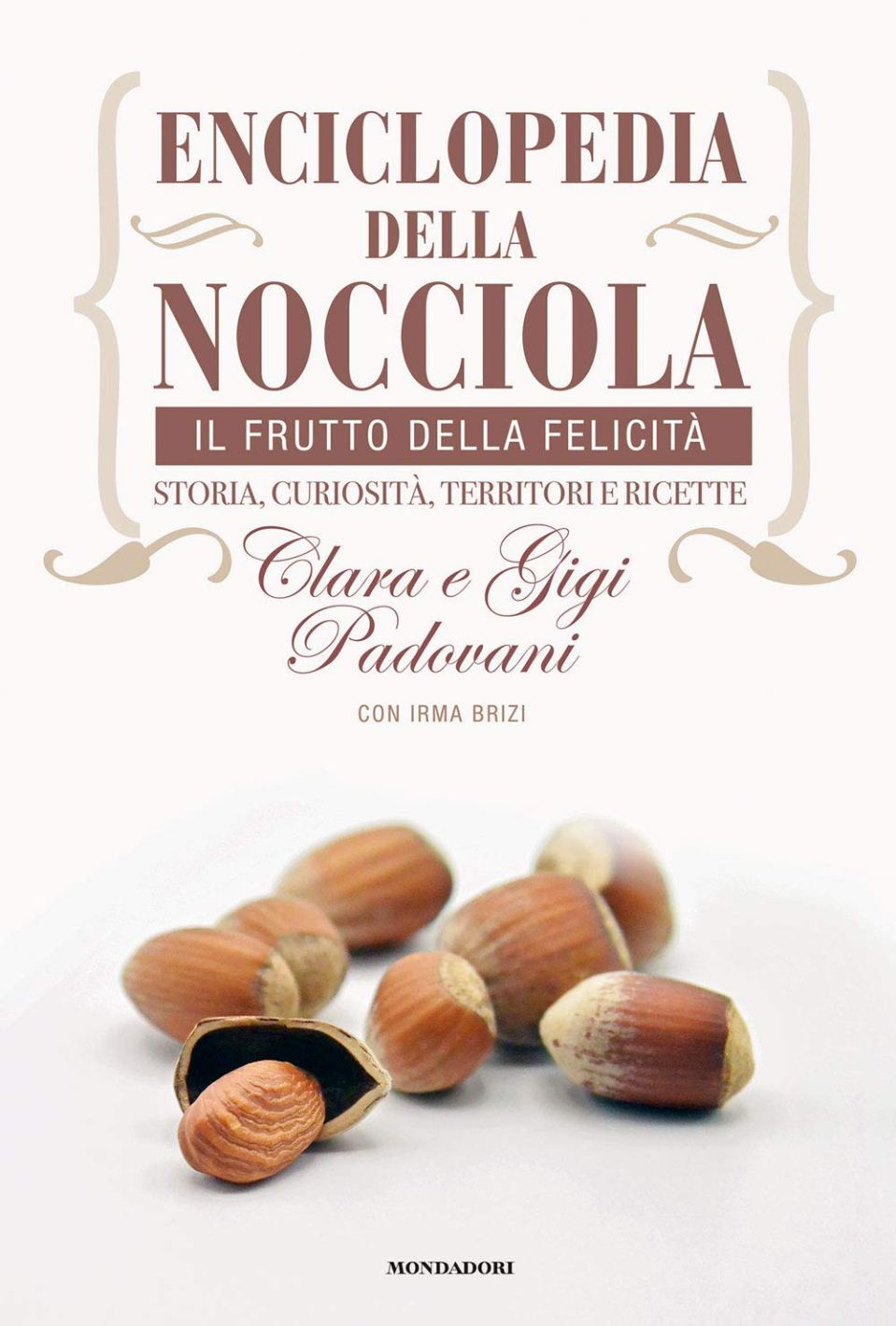 Enciclopedia della nocciola Book Cover