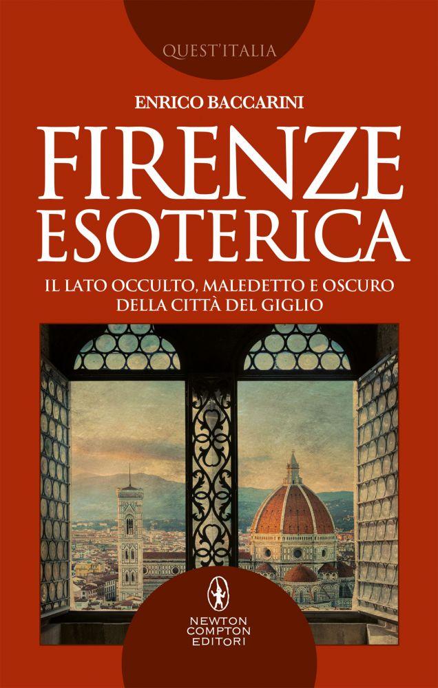Firenze esoterica Book Cover