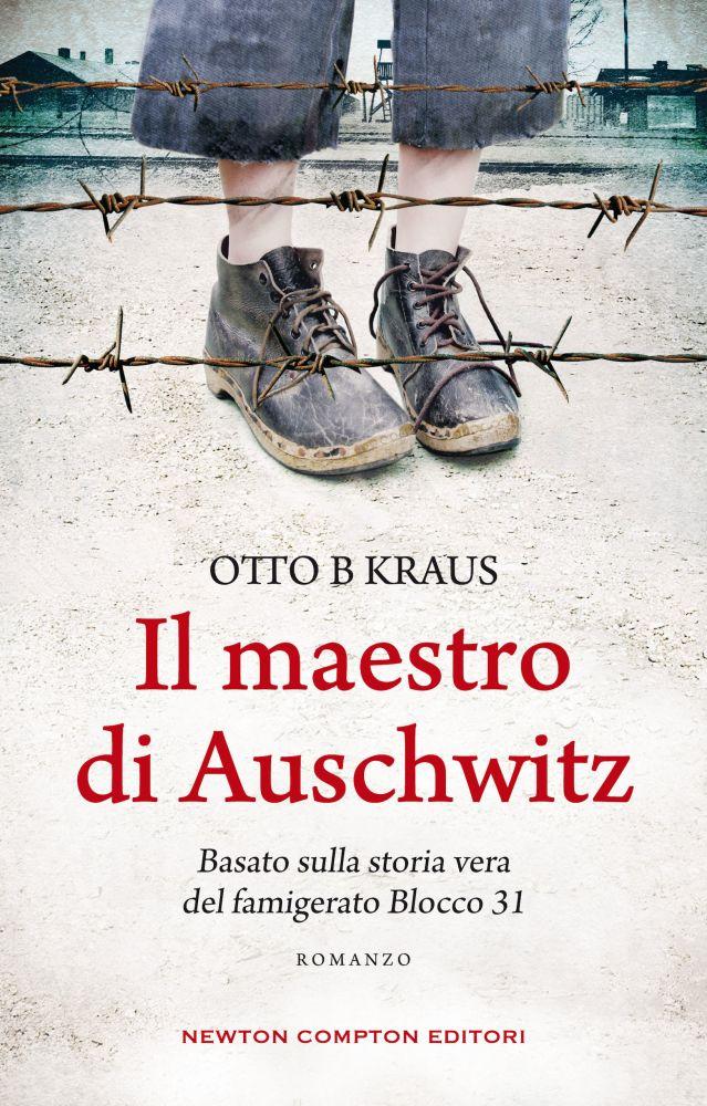 Il maestro di Auschwitz Book Cover