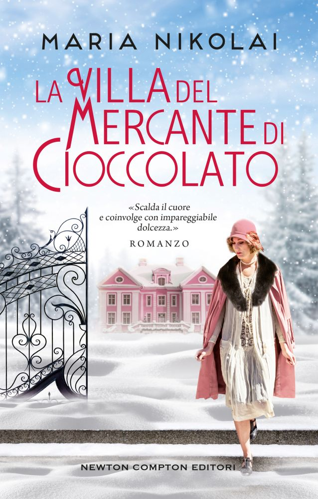 La villa del mercante di cioccolato Book Cover