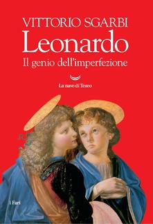 Leonardo. Il genio dell'imperfezione Book Cover