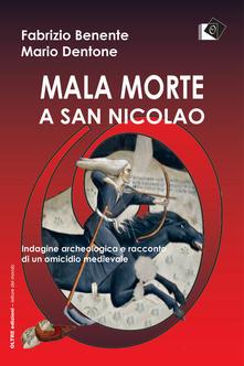 Mala morte a San Nicolao Book Cover
