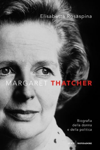Margaret Thatcher Book Cover