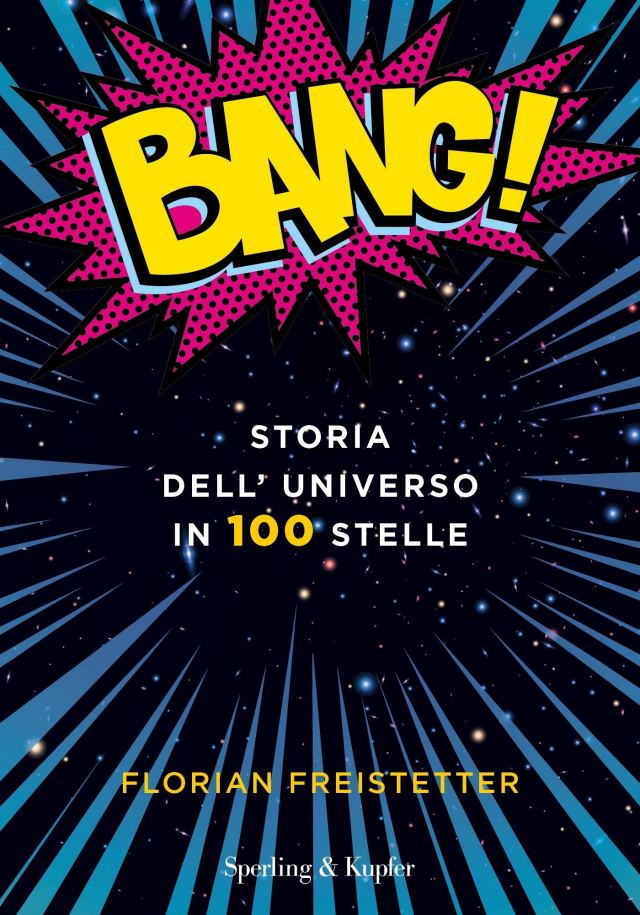 BANG! Storia dell'universo in 100 stelle Book Cover