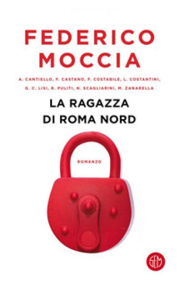 La ragazza di Roma Nord Book Cover