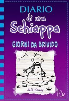 Diario di una Schiappa. Giorni da brivido Book Cover