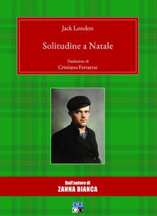 Solitudine a Natale Book Cover