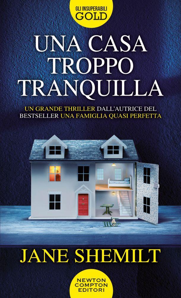 Una casa troppo tranquilla Book Cover