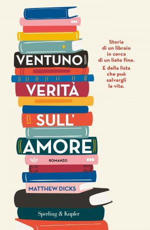 Ventuno verità sull'amore Book Cover