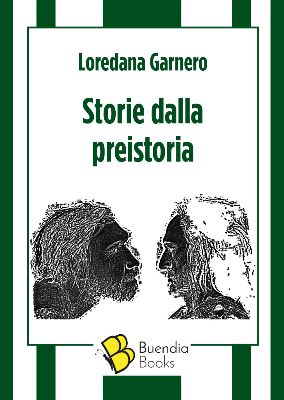Storie dalla preistoria Book Cover