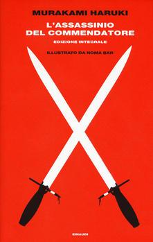 L'assassinio del commendatore Book Cover