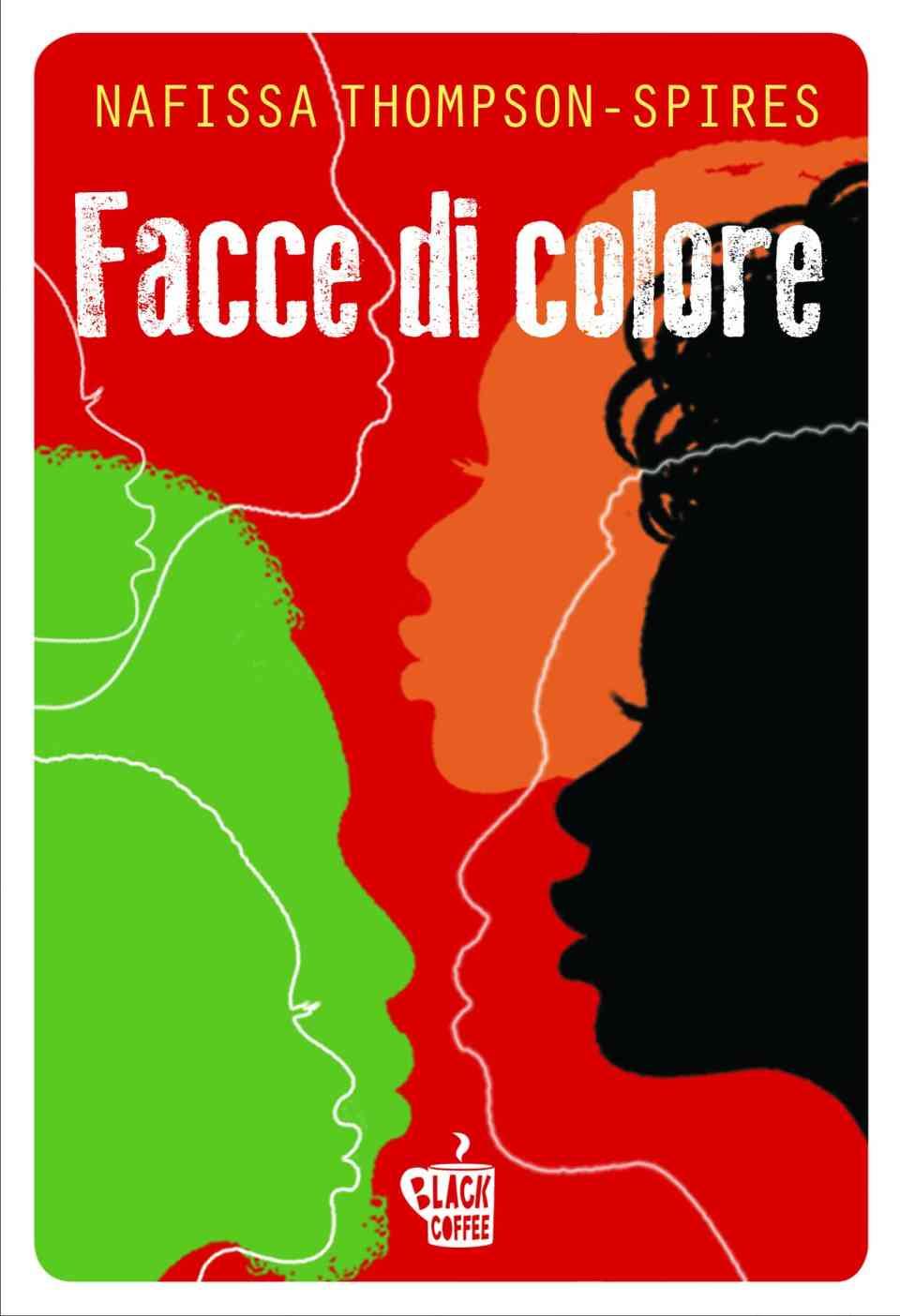 Facce di colore Book Cover