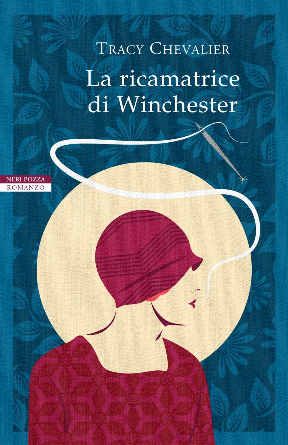 La ricamatrice di Winchester Book Cover