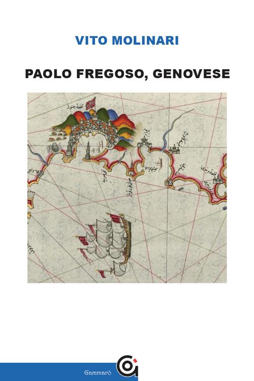 Paolo Fregoso, Genovese Book Cover