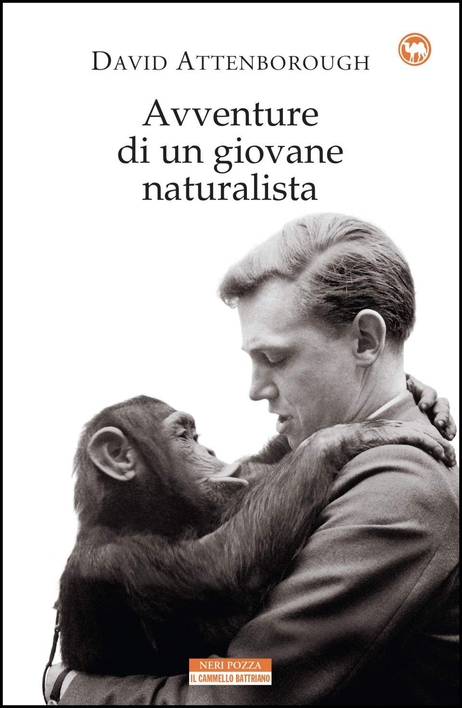 Avventure di un giovane naturalista Book Cover