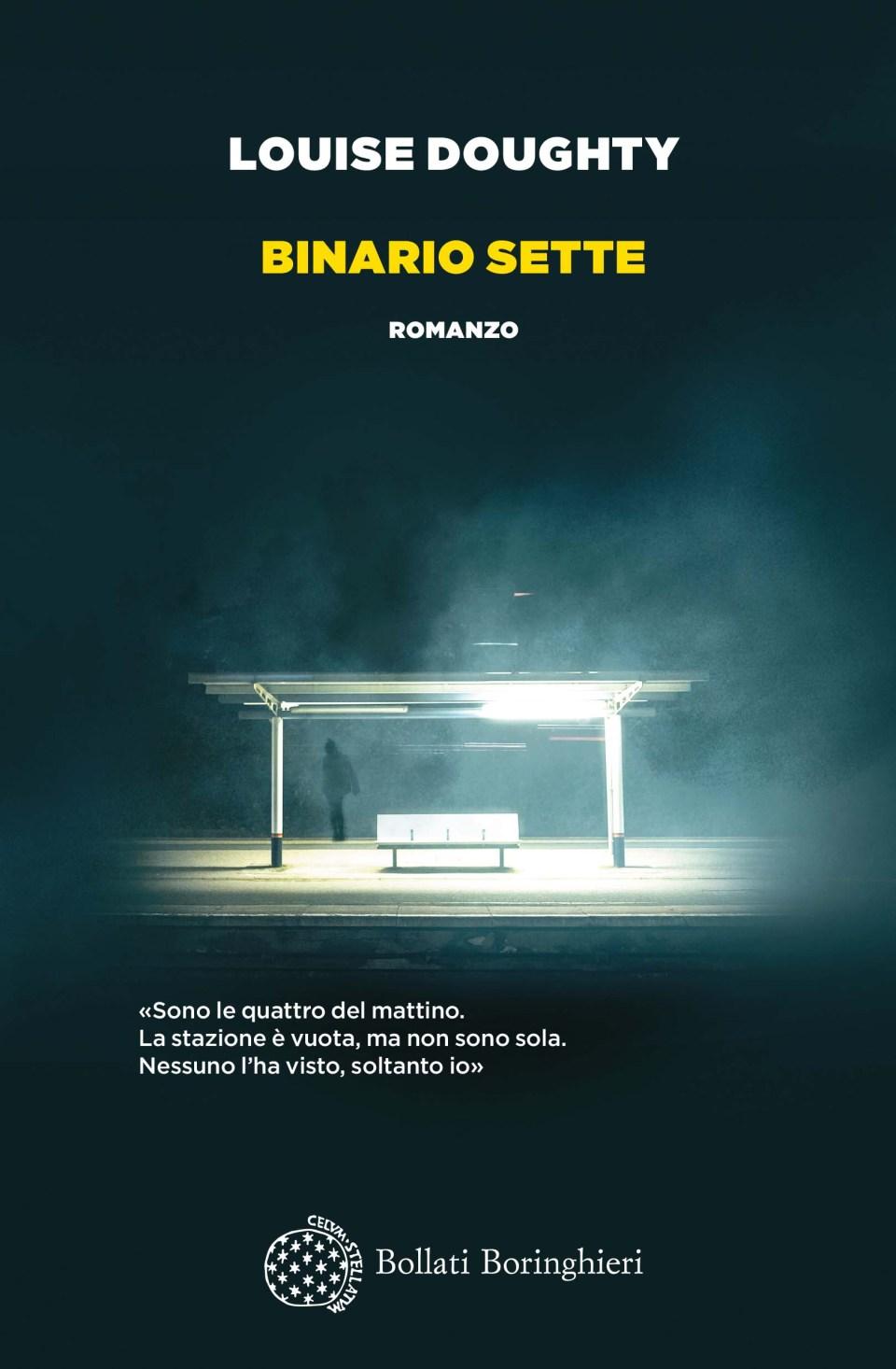 Binario sette Book Cover
