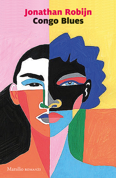 Congo Blues Book Cover