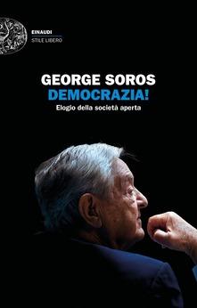 Democrazia! Elogio della società aperta Book Cover