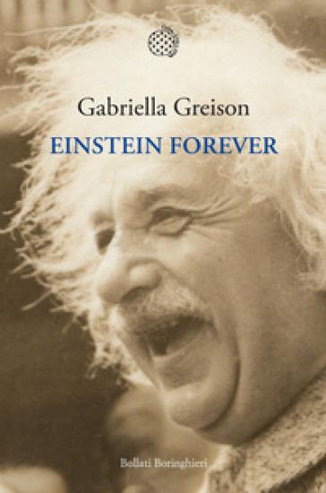 Einstein forever Book Cover