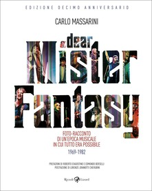 Dear Mister Fantasy Book Cover