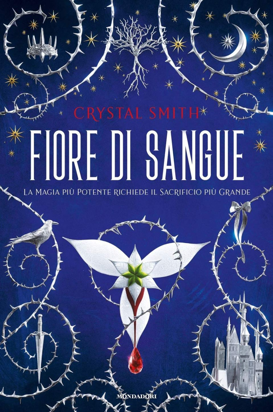 Fiore di sangue Book Cover