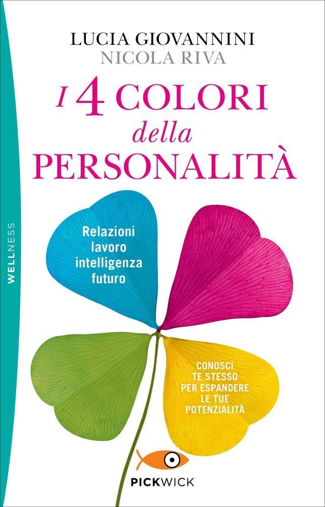 I 4 colori della personalità Book Cover