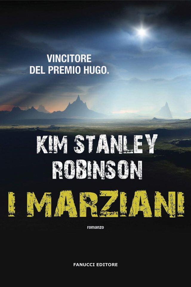 I Marziani Book Cover