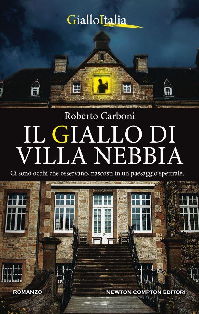 Il giallo di Villa Nebbia Book Cover