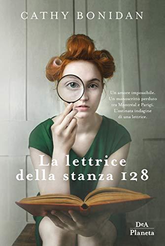La lettrice della stanza 128 Book Cover