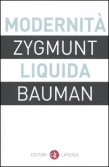 Modernità liquida Book Cover