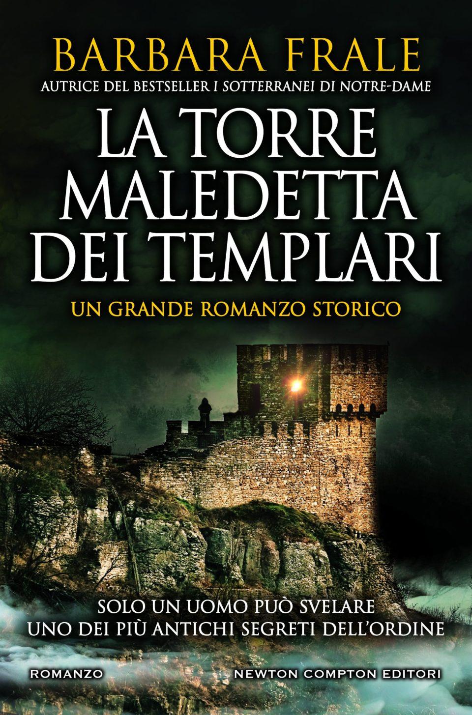 La torre maledetta dei templari Book Cover
