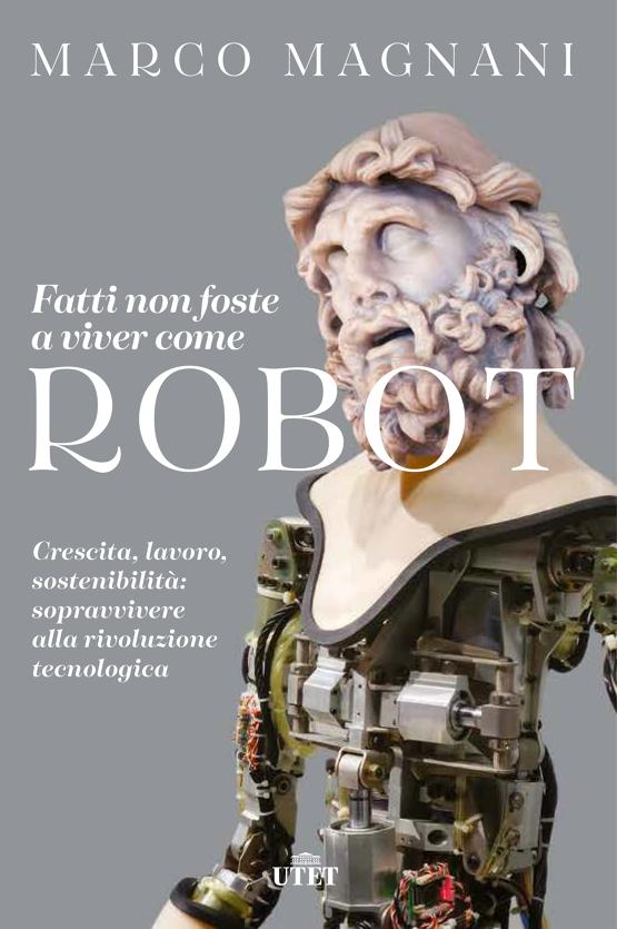Fatti non foste a viver come ROBOT Book Cover