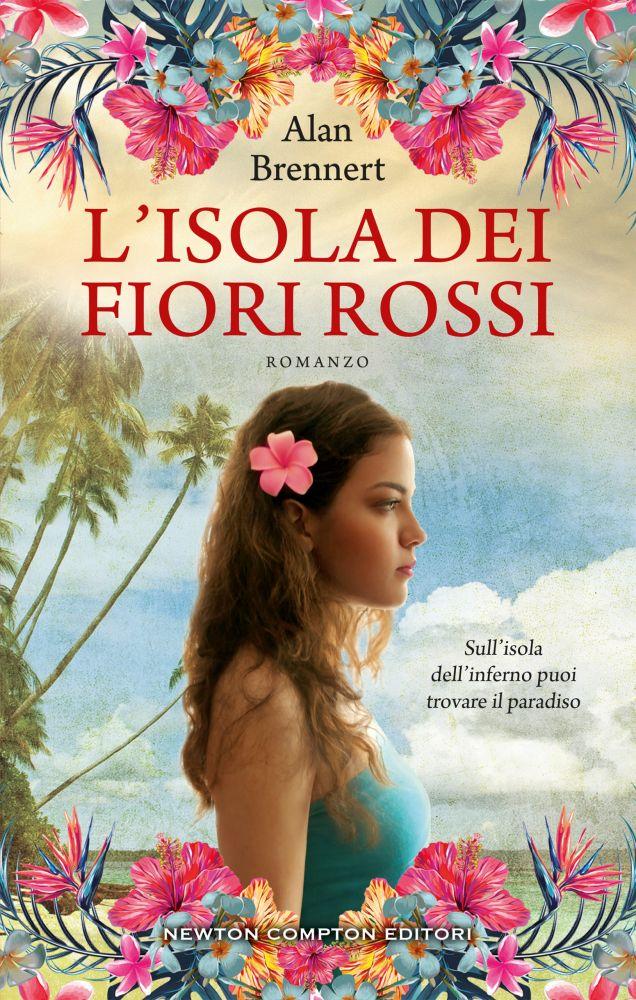 L'isola dei fiori rossi Book Cover