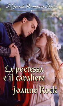 La poetessa e il cavaliere Book Cover