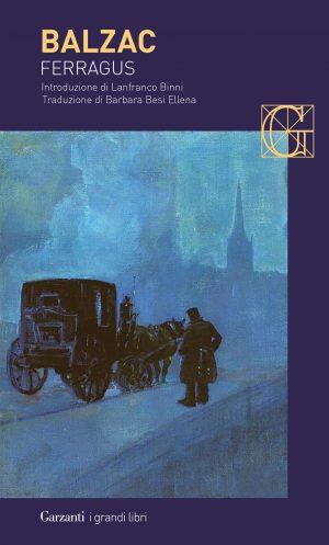 Ferragus Book Cover