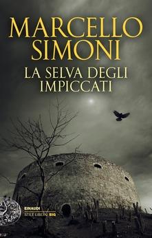 La selva degli impiccati Book Cover