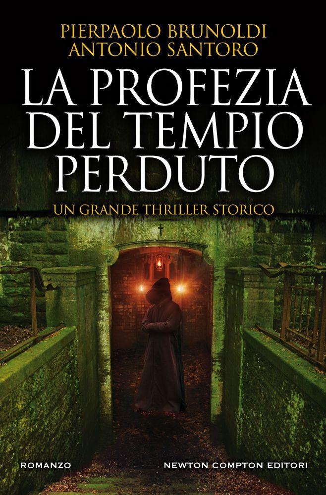 La profezia del tempio perduto Book Cover